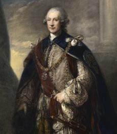 Duke of Northumberland, by Thomas Gainsborough