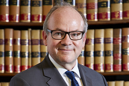 Lord Justice Sales will  be sworn in as a Justice of the Supreme Court on 14 January 2019